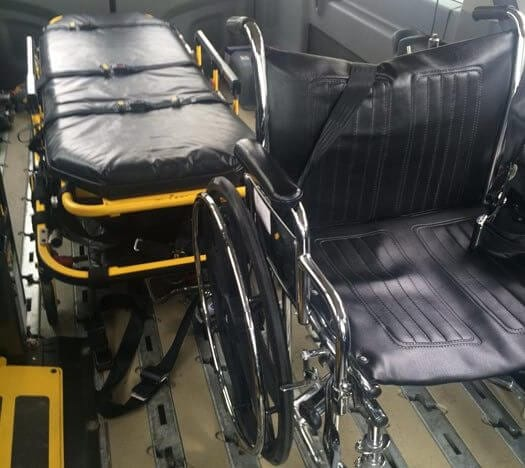 wheelchair accessible springfield il